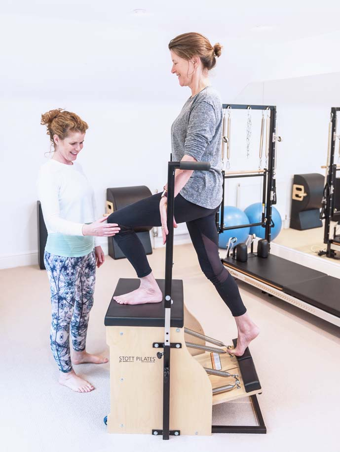 1 to 1 shona atkin pilates Stonton Wyville and Kibworth Leicester LE