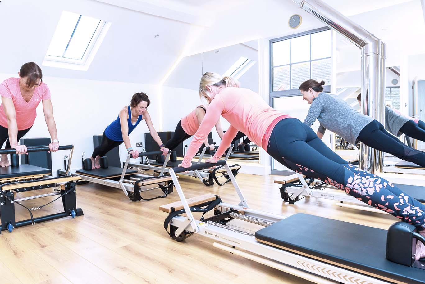 shona atkin Beginners Reformer classes
