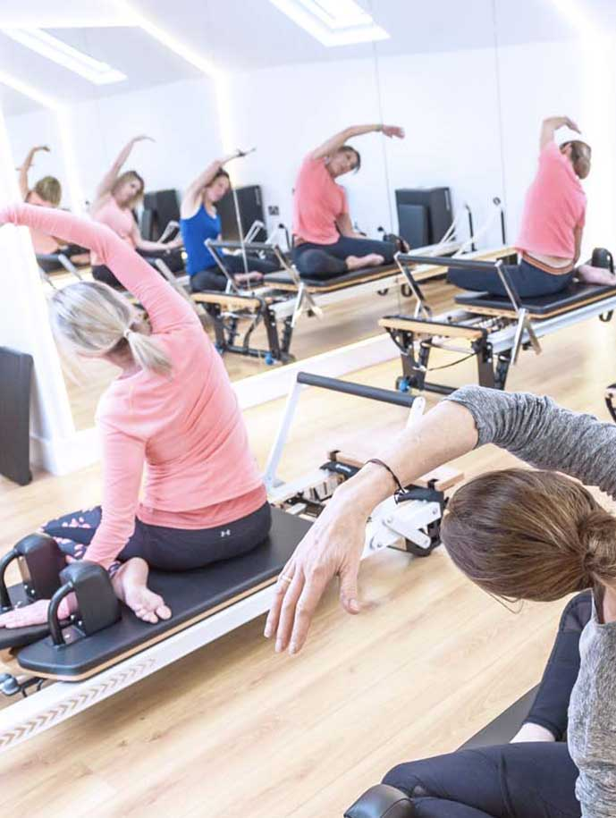 pilates Beginners Reformer shona atkin pilates Stonton Wyville and Kibworth Leicester LE