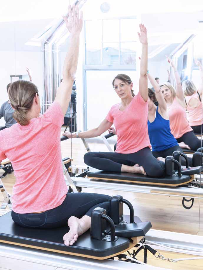 shona atkin pilates CLASSES