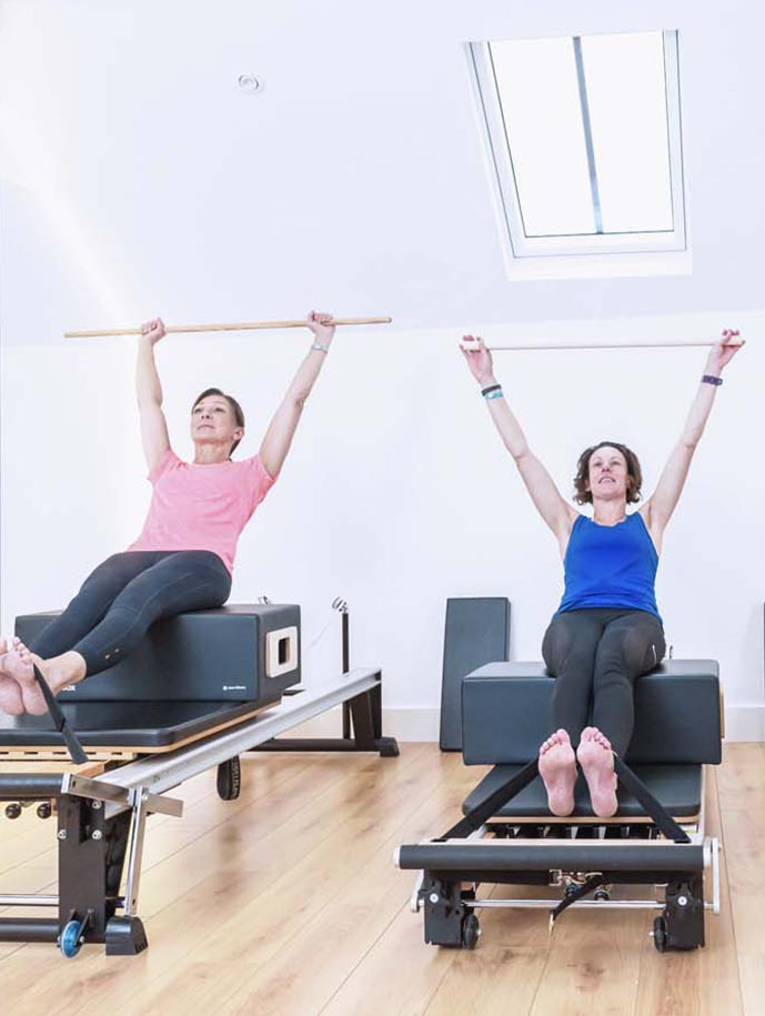 INTERMEDIATE REFORMER shona atkin pilates Stonton Wyville and Kibworth Leicester LE
