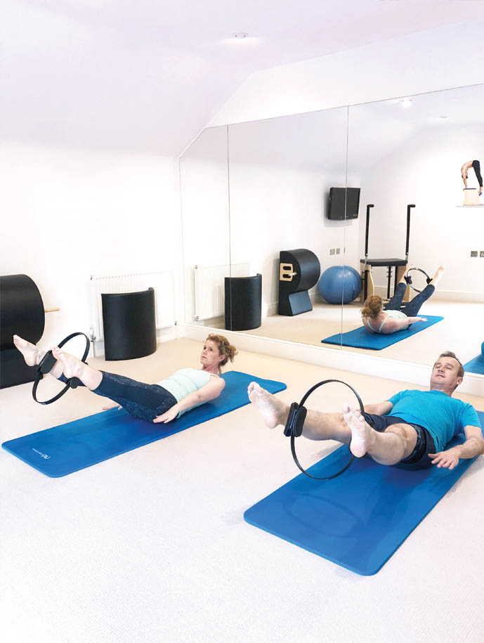 shona atkin PILATES MATWORK