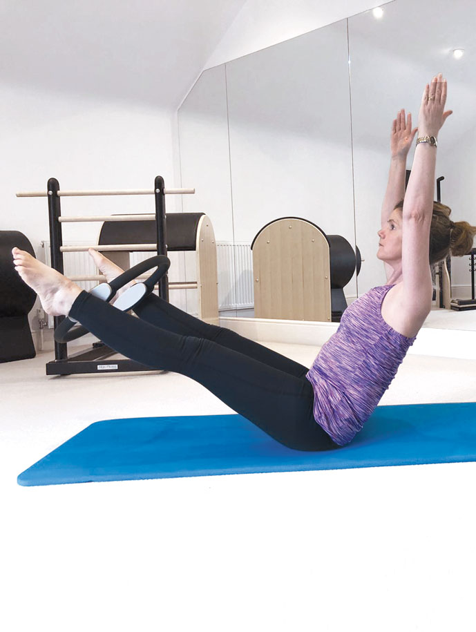 Intermediate Advanced Matwork shona atkin pilates Stonton Wyville and Kibworth Leicester LE